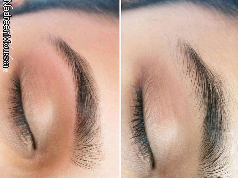 Eyebrows Threading The Colony Facial In The Colony Skin Treatment