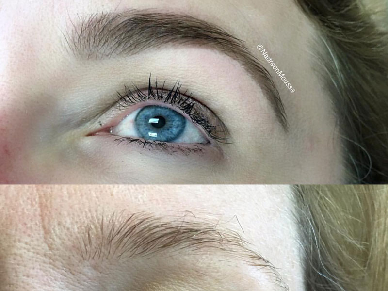 eyebrow threading and tinting Frisco